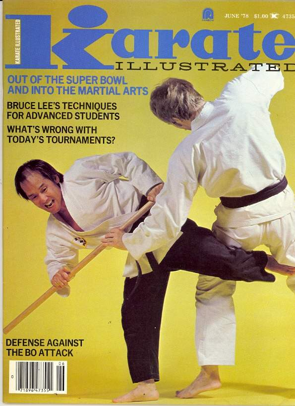06/78 Karate Illustrated